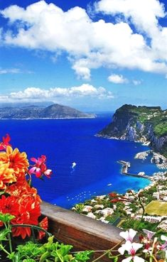 Capri, Italy  #ItalyVacation
