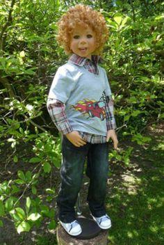 "Masterpiece Jeremy, Monika Levenig 43"" Full Vinyl Ball-Jointed Doll, In Stock | eBay"