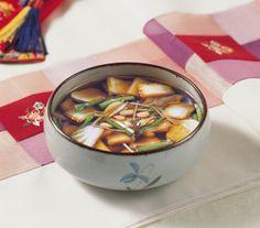 Jangkimchi (Soy Sauce Kimchi)