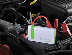 This Battery Pack By Cobra Electronics Can Jump Start Your Car. I need one of these!! I seem to enjoy leaving my lights on.