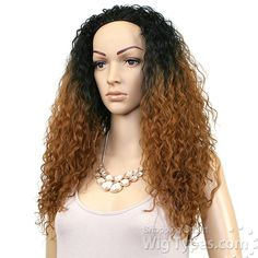 Outre Synthetic Half Wig Quick Weave - PENNY (futura)  7476  Outre Half de60dbeba