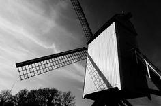 Windmill, Bruges