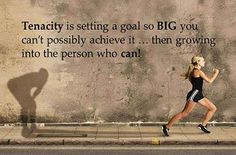 Do you quit easily in the difficult situations of life? If yes, get some inspiration to stimulate yourself and learn to move forward in life with these quotes about tenacity. Fitness Motivation, Running Motivation, Fitness Quotes, Fitness Goals, Fitness Fun, Health Fitness, Running Inspiration, Fitness Inspiration, Daily Inspiration