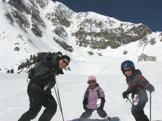 Hitting the slopes with Dad! #PinitforPapa