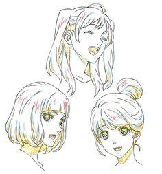 "Crunchyroll - Noitamina Previews ""Galilei Donna"" and ""Samurai Flamenco"""