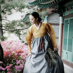 Before the arrival of Western-style clothing one hundred years ago, the hanbok (한복) was everyday attire. Men wore jeogori (Korean jackets) with baji (trosers) while women wore jeogori with chima (skirt). Today, the hanbok is worn on days of celebration such as wedding, Seollal (Lunar New Year's Day) or Chuseok (Korean Thanksgiving Day).