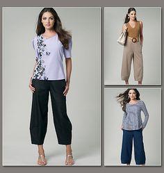 Vogue 8712 Sizes 16-22