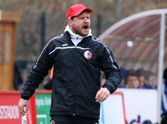Chefcoach #Steffen #Baumgart in Aktion.