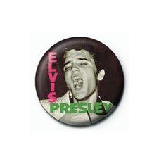 Pyramid International Rozet - Elvis Presley (Album) - 25 mm Rozet - BunlardanIstiyorum.com