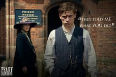 Peaky Blinders. This entire scene broke my heart. When someone's incredible sacrifice is ridiculed it's painful