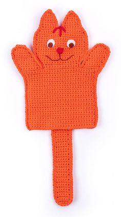 Dikkie Dik handpop, een gratis eenvoudig haakpatroon Crochet Baby, Knit Crochet, Security Blanket, Chrochet, Diy Projects To Try, Softies, Snuggles, Puppets, Tatting