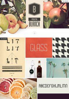 Branding Backwards 3: Fruita Blanch branding by Atipus | branding series by Breanna Rose on Veda House blog