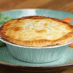 Make this freezer-friendly, make-ahead chicken pot pie recipe for a quick, easy and comforting dinner. Pie Recipes, Cooking Recipes, Chicken Recipes, Kraft Recipes, Chicken Meals, Cheesy Chicken, Turkey Recipes, Grilled Chicken, Cooking Ideas