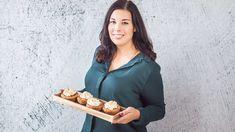 Koblihové mističky plněné jablky askořicí. Voní ichutnají božsky! - Proženy Churro, Biscotti, Apple, Fruit, Sweet, Food, Women, Breads, Cocoa