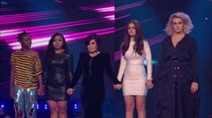 The X Factor UK continues Sunday night, November 5, on ITV with the theme 'Viva Latino' Tonight, Sharon's Girls and Nicole's Overs will be performing live for the second time this year. Here are the song choices for tonight: Girls Grace Davies: Ciao Adios – Anne Marie Holly Tandy: Despacito – Luis Fonsi and Daddy Yankee ft. Justin Bieber Rai-Elle Williams: Bailando – Enrique Iglesias ft. Sean Paul, Descemer Bueno, Gente De Zona Alisah Bonaobra: Let's Get Loud – Jennifer Lopez Overs Kevin…