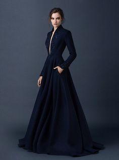 Haute couture Paolo Sebastián FW15-16