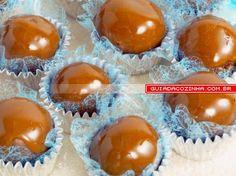 Receita de Brigadeiro caramelado