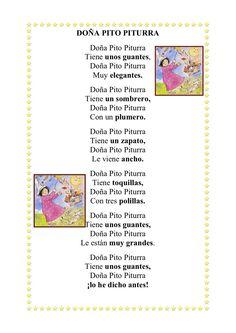 Doña Pito Piturra (►la ropa) - G. Fuertes