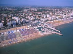 Rimini, Italy... party town