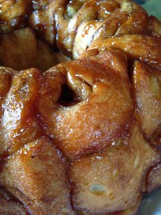 Turnips 2 Tangerines: Sourdough Monkey Bread