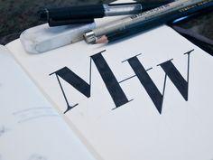 Initials // Personal Logo
