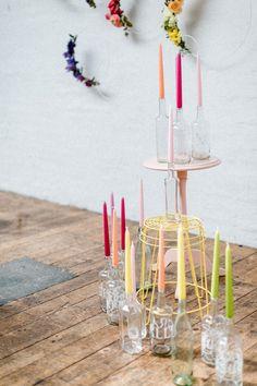 beloved – das Hochzeitsfestival für trendige Brautpaare Candles, Newlyweds, Pillar Candles, Lights, Candle