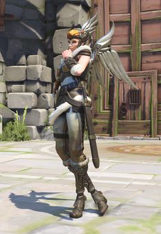 Image result for sigrun mercy