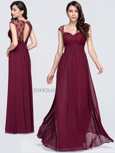 Don't like sparkling beading or sequins? Don't like too long trains? Then, choose this dress, simple and low-key, do you like it? #JJsHouse #Eveningdresses