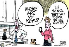 Today's Political Cartoons | June 12, 2013