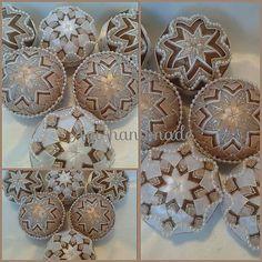 vianočné gule patchwork ,, lahodné latte ,,