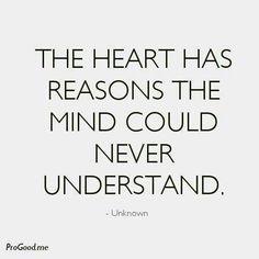 The heart..