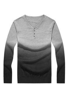 LANWO 2013 jesień/zima sweter męski cieniowany