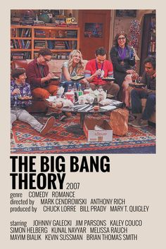 Iconic Movie Posters, Iconic Movies, Film Posters, Film Polaroid, The Big Theory, Big Bang Theory, Poster Wall, Poster Prints, The Bigbang Theory