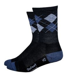 Wooleator High Top socks