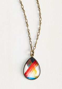 New Arrivals - Refract or Fiction Necklace
