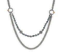 Barbara Bixby Sterling Cultured Freshwater Pearl Add-On