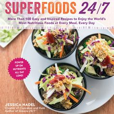Katie found plenty of new things to love thanks to the latest from Jessica Nadel of Cupcakes and Kale, and many of the ingredients were already in her pantry! Try the Sundried Tomato and Coconut Quinoa Burgers out for yourself with the recipe at the end of the review.