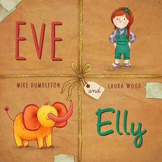 Eve and Elly - Laura Wood Illustration