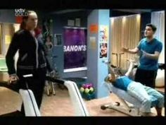 Lauren Cooper - Gym, the Catherine Tate show.