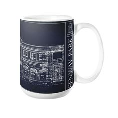 Fenway Park - Boston Red Sox - Mug