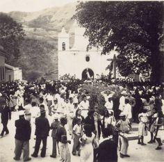 Iglesia El Calvario 1947 Tegucigalpa, Honduras