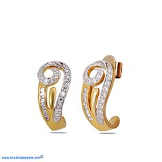 Cynara Twist Earrings