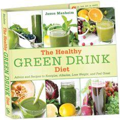 Healthy green drinks