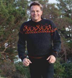 Kristoffer genser - A Knit Story Christmas Sweaters, Men Sweater, Knitting, Fashion, Scale Model, Moda, Tricot, La Mode, Breien