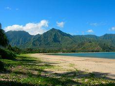 Hanalei Bay, Kauai    Very nice vacation March 8 through March 23, 2012