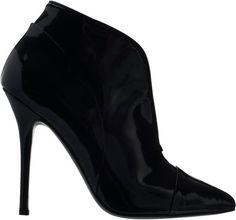Proenza Schouler Lowcut Vamp Ankle Boot
