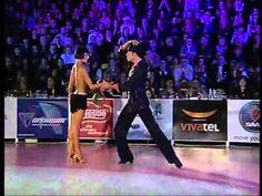 "▶ Stefano Di Fillipo & Anna Melnikova ""Miss Anna"" Show - YouTube"