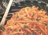 Carrot and Scallion Stir-Fry - FamilyTime.com -