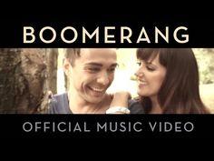 BOOMERANG - Rachel Potter & Joey Stamper - OFFICIAL MUSIC VIDEO [HD]