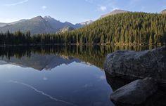 A Calm Morning at Bear Lake Colorado [OC] [4759x3059]   landscape Nature Photos